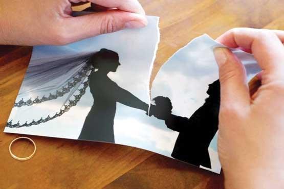 درخواست طلاق پس از پایان زندگی مشترک دوست صمیمی