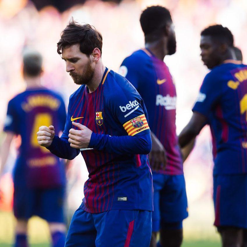 سویا ۲ - ۲ بارسلونا؛ این بارسای شکست ناپذیر