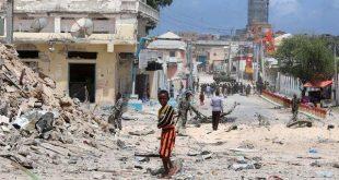 انفجار انتحاری در سومالی در نزدیکی کاخ ریاست جمهوری