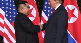 ترامپ: رسانههای جعلی واقعیت ها درباره توافق کره شمالی را بیان نمیکنند