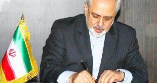 ظریف از شکایت ایران از آمریکا به دیوان بینالمللی دادگستری خبر داد