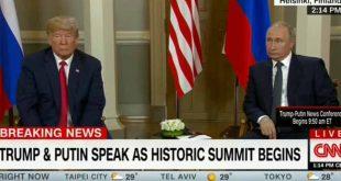 ترامپ: ۹۰ درصد سلاح های اتمی در اختیار روسیه و آمریکا است