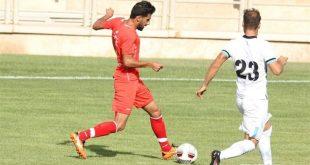 تساوی پرسپولیس مقابل تیم شهرداری ماهشهر