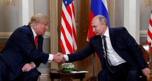 ترامپ: بهدنبال دیدار دوم با پوتین هستم