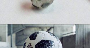 کشف الماسی شبیه به توپ جام جهانی!
