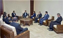 بشار اسد: روابط سوریه و ایران در عالی ترین سطح ادامه می یابد