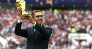 گزارش تصویری/ مراسم اختتامیه جام جهانی ۲۰۱۸ روسیه