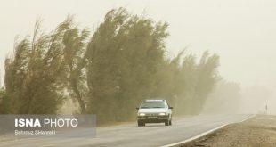 خیزش گرد و خاک در نیمه شرقی/سایر مناطق کشور پدیده جوی خاصی ندارد
