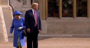 شاهزادگان به دیدار با ترامپ نرفتند