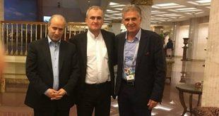 جلسه کیروش و تاج در حاشیه فینال جام جهانی/ توافق حاصل میشود؟