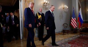 ترامپ انتقادات از کنفرانس خبری مشترکش با پوتین را نادیده گرفت