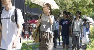 گرما در ژاپن جان 15 نفر را گرفت