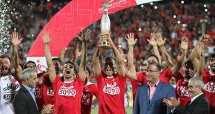 پرسپولیس به عنوان قهرمان سوپر جام معرفی شد