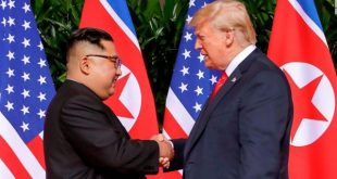 ترامپ: عجلهای برای خلع سلاح اتمی کره شمالی نداریم