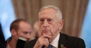 آمادگی ماتیس برای مذاکرات احتمالی با همتای روس خود