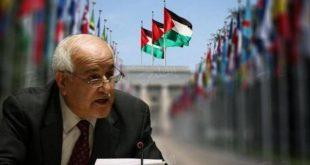 آمریکا به هیئت فلسطینی ویزا نداد