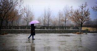 رگبار و باران در بیشتر استانها در دو روز آینده
