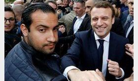 رئیس جمهور فرانسه محافظ شخصی اش را اخراج کرد