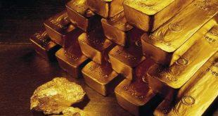 سقوط طلا به زیر ۱۲۰۰ دلار