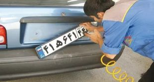 خودروهای فاقد کیسه هوا شماره گذاری نمی شوند