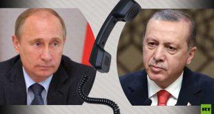 بیشترین گفتگوی تلفنی پوتین با اردوغان و ترامپ با ماکرون بوده است