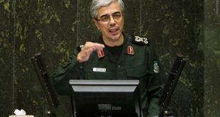سرلشگر باقری: اطلاعات متقنی از تهدید نظامی آمریکا علیه ایران وجود دارد