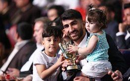 دورهمی برترین زنان و مردان فوتبال ایران
