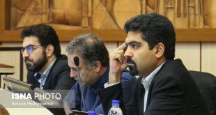 اولین حضور رسمی سپنتا نیکنام در صحن علنی شورای شهر یزد
