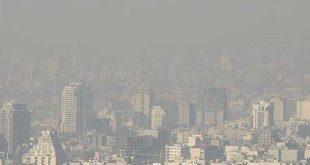 کیفیت هوای تهران در چهار ماه نخست امسال/ افزایش کمسابقه آلاینده اُزن