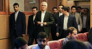 اولین نشست خبری شهردار جدید تهران
