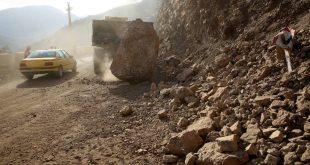 خساراتی که زلزله ۵.۹ ریشتری دیروز در کرمانشاه به جا گذاشت