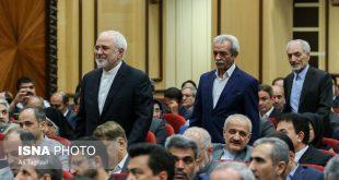 همایش مشترک سفرای جمهوری اسلامی با فعالان بخش خصوصی با حضور ظریف