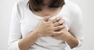 علل شایع درد سینه در زنان