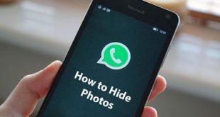 ترفندی جالب برای پنهان کردن تصاویر دانلود شده در واتس اپ