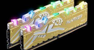 PANTHER RAGE DDR4 RGB اپیسر رقابت را از بین خواهد برد