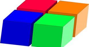 معمای ریاضی: مکعب مستطیل قطعه قطعه شده!