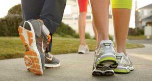 چگونه با پیاده روی کالری بیشتری بسوزانیم