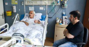 آخرین وضعیت جمشید مشایخی در بیمارستان