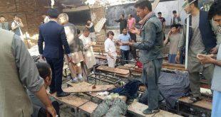 حمله انتحاری در کابل/ ۱۱۵ کشته و زخمی
