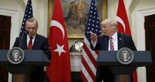ترامپ: اندرو برونسون گروگان ترکیه است/ برای آزادی اش چیزی پرداخت نمیکنیم