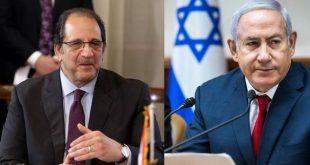 دیدار وزیر اطلاعات مصر با نتانیاهو در تل آویو