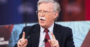 بولتون درباره کنترل تسلیحات و مساله ایران و سوریه با روسیه مذاکره میکند