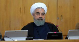 روحانی: عملکرد وزارت امور اقتصادی و دارایی، مثبت و قابل قبول است