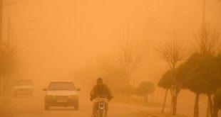وزش طوفان با سرعتی معادل ۱۰۰ کیلومتر بر ساعت سیستان و بلوچستان را فرا میگیرد
