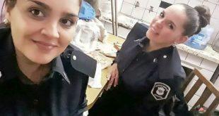حرکت شجاعانه و انسان دوستانه پلیس زن