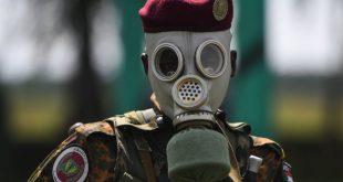 مسابقات ارتش های جهان در روسیه (+تصاویر)