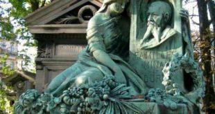 تصاویر زیباترین قبرستان جهان (+تصاویر)
