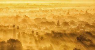 عکس روز نشنال جئوگرافیک، صبح طلایی