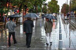هواشناسی: بارش باران تابستانی در انتظار تهران و ۸ استان کشور