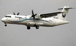 خلبان پرواز تهران-یاسوج سکته کرده بود؟